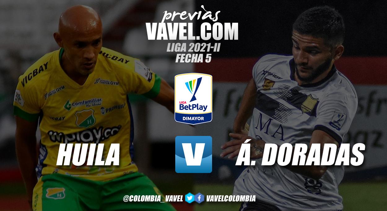 Previa Atlético Huila vs Águilas Doradas: duelo en la parte baja de la tabla