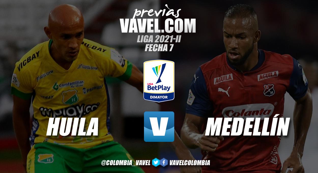 Previa Atlético Huila vs Independiente Medellín: duelo de necesitados en Neiva