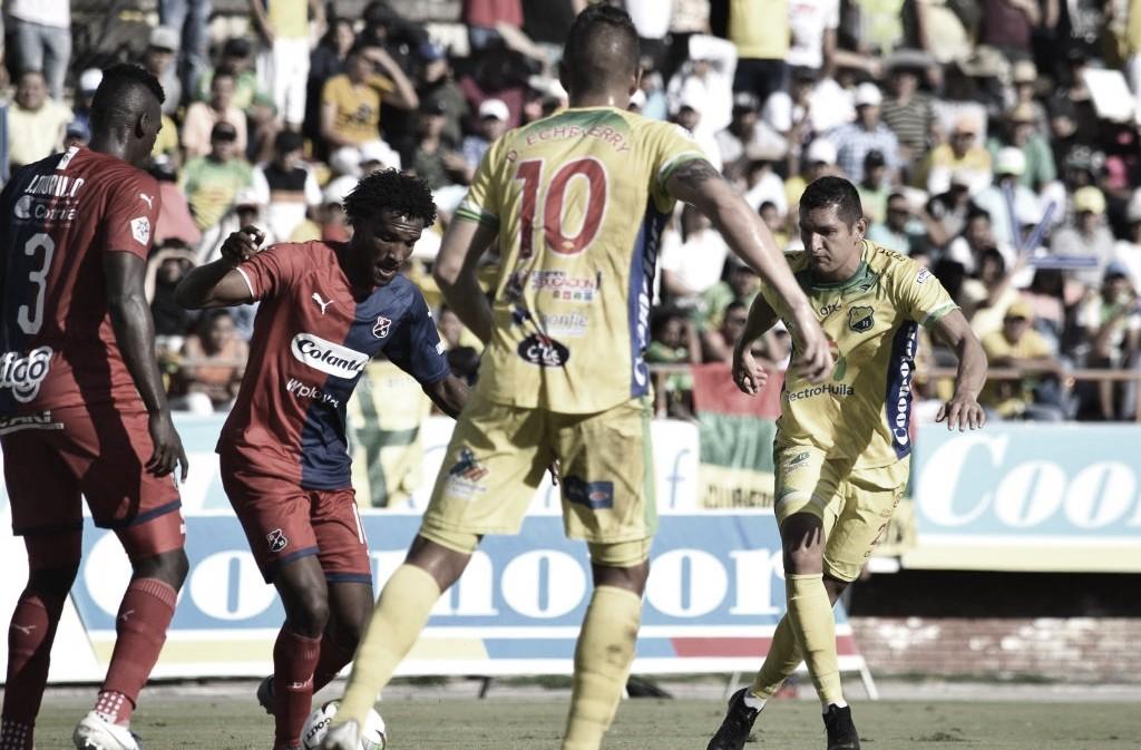 Los datos que dejó la victoria de Independiente Medellín en Neiva