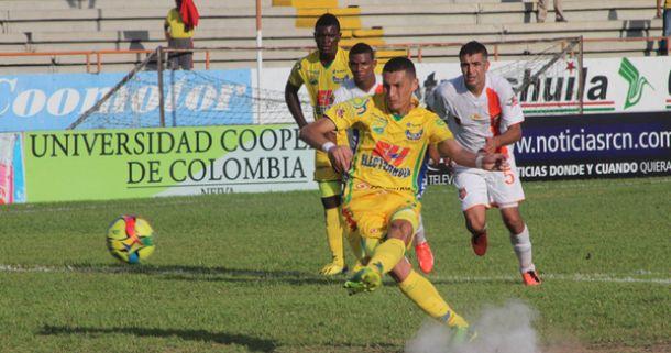 Atlético Huila 2 - 1 Envigado F.C