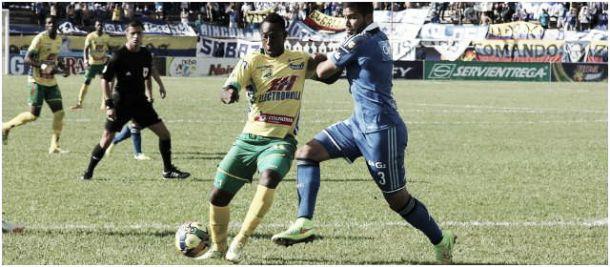 Atlético Huila - Millonarios: lucha por la permanencia en los ocho