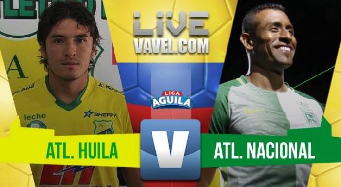 Huila Vs Nacional: Atlético Nacional, Ratificó Su Invicto Ante Huila (0-1