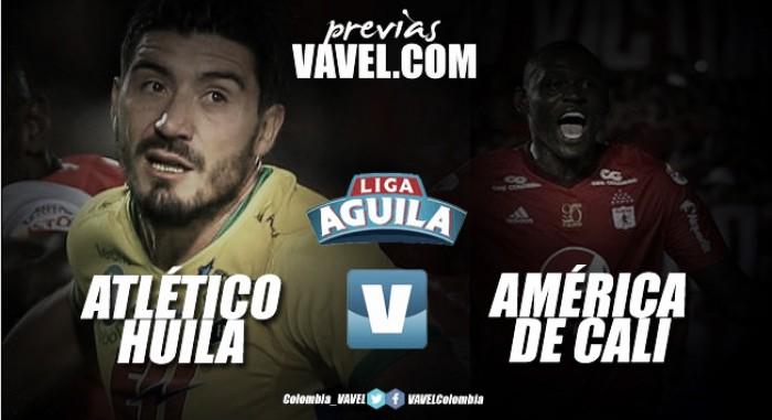 Huila vs América: tres puntos en juego y dos rivales necesitados de ellos