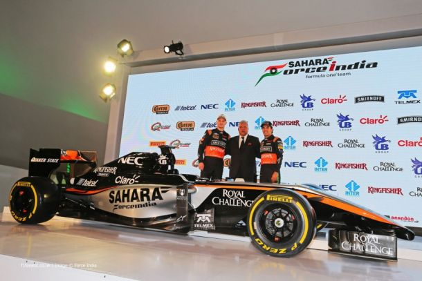 Tour d'horizon pré-saison 2015 : Force India F1 Team