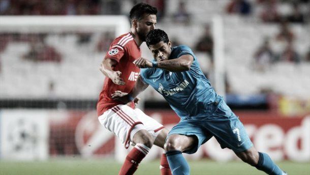 Zenit - Benfica: obligados a ganar