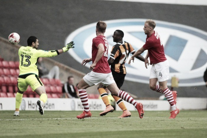 Hull held to draw at Barnsley whilst their future remains unclear
