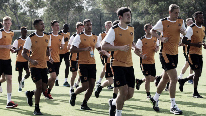 Positive pre-season vibes for Hull City in Portugal