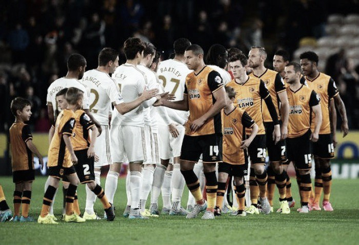 Hull will have to be wary of Swans' pace and passing