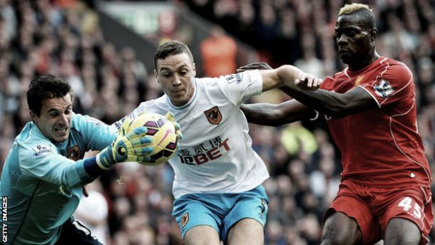 Liverpool 0-0 Hull: Resilient Tigers Keep Reds At Bay
