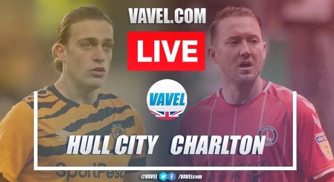 Hull City vs Charlton Athletic: Charlton Win Away From Home (0-1)