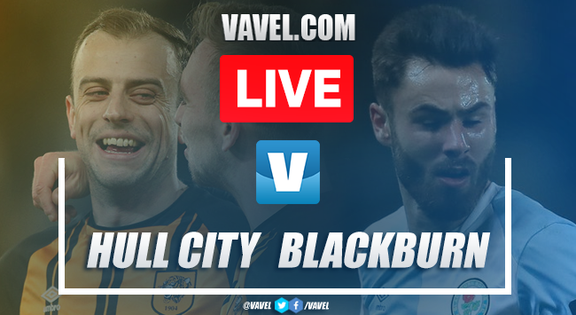 Goals and Highlights: Hull City 0-1 Blackburn Rovers, 2019-20 Championship