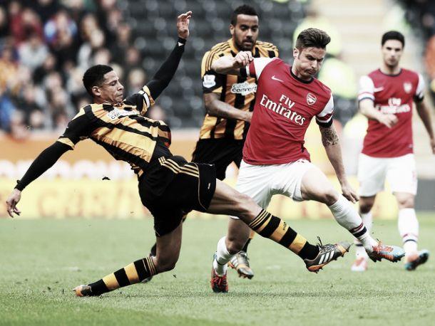 Arsenal - Hull City: el virus FIFA contra la afilada garra de los 'tigers'