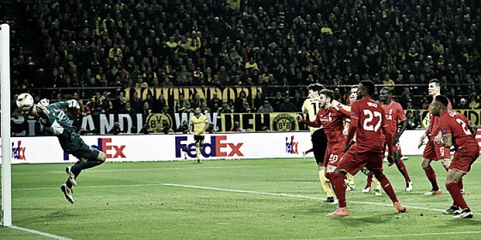 Borussia Dortmund 1-1 Liverpool: Klopp's Reds tie down the Yellows to a draw