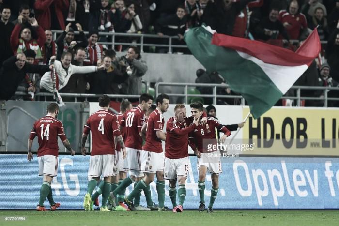 A caminho do Euro 2016: Hungria