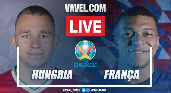 Gols e melhores momentos Hungria x França pela Eurocopa 2020 (1-1)