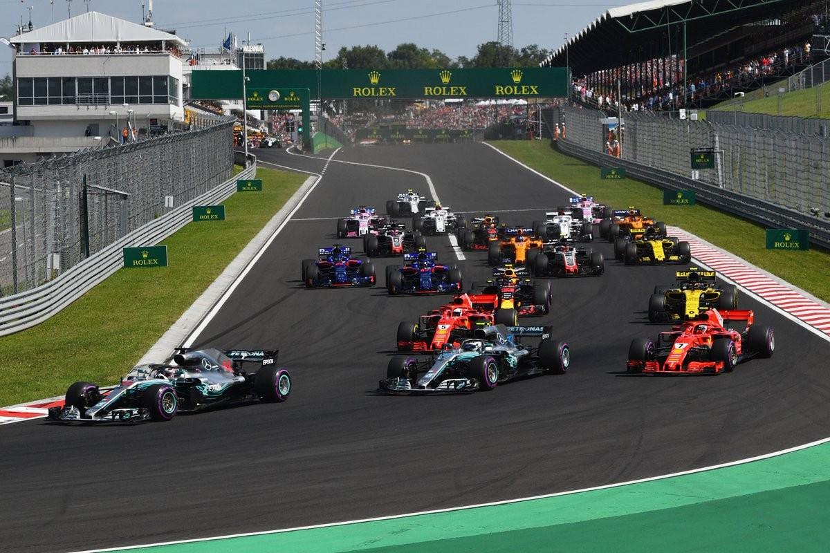 F1, GP Ungheria - Trionfa ancora Hamilton, Vettel deve accontentarsi