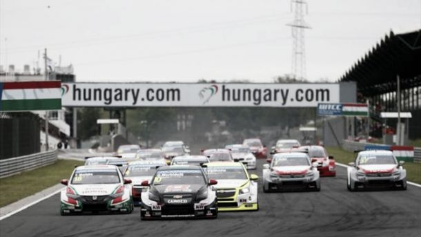 Alla scoperta dell'Hungaroring terza prova del FIA WTCC