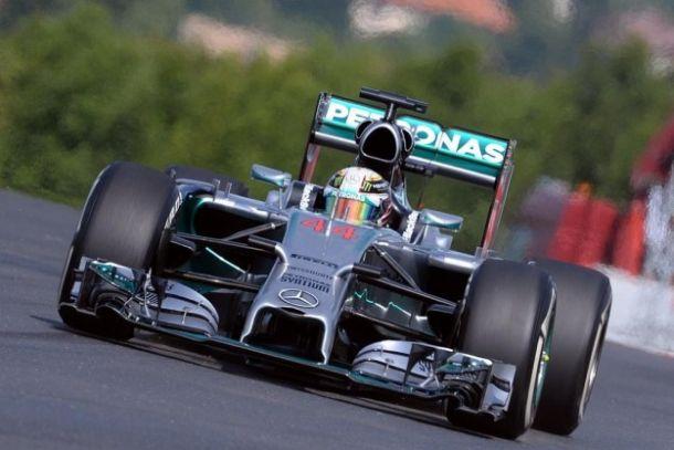 GP Ungheria, Prove Libere 1: Hamilton davanti a tutti