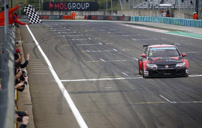 L'Hungaroring è pronto ad accogliere il terzo Gran Premio del FIA WTCC