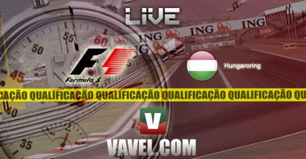 Qualificação GP da Hungria de F1, directo