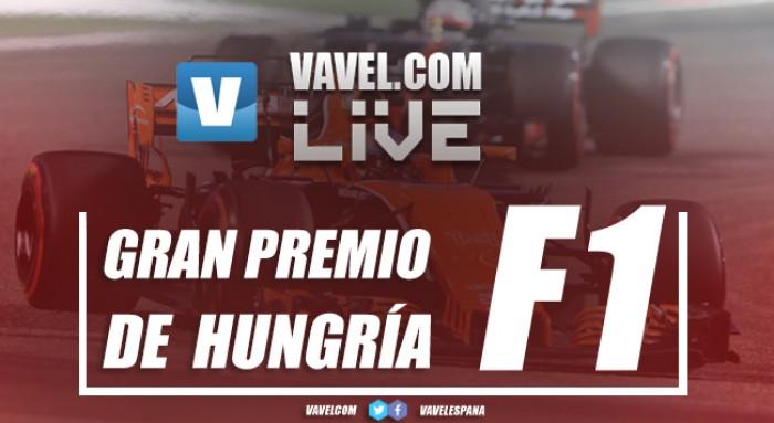 Resumen GP de Hungría 2017de Fórmula 1