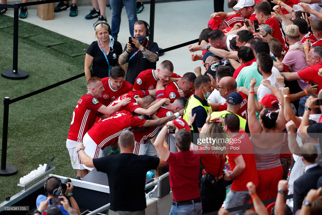 The Warmdown: Hungary hold the French in a sea of Budapestian red