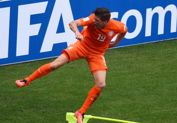 Huntelaar il cacciatore spara alla preda Messico: Olanda ai quarti