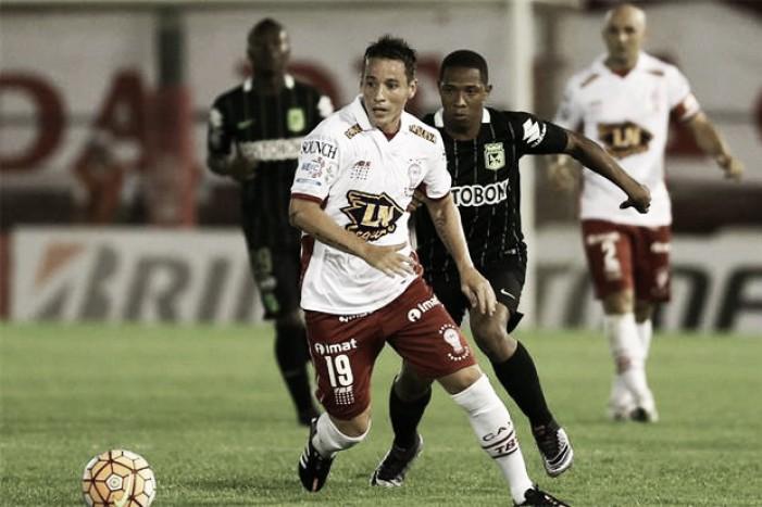 Atlético Nacional-Huracán: a todo o nada