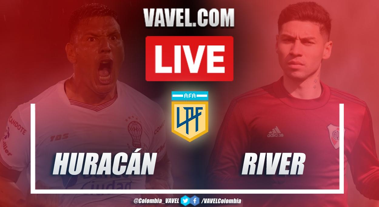Resumen: Huracán vs River (1-3) en la fase campeonato de la Copa Diego Armando Maradona