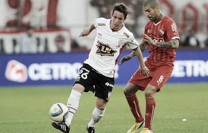 Independiente lo dio vuelta y amargó a Huracán en la última jugada