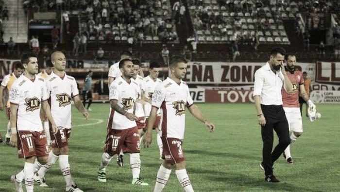 Huracán perdió en su debut en la Copa Libertadores