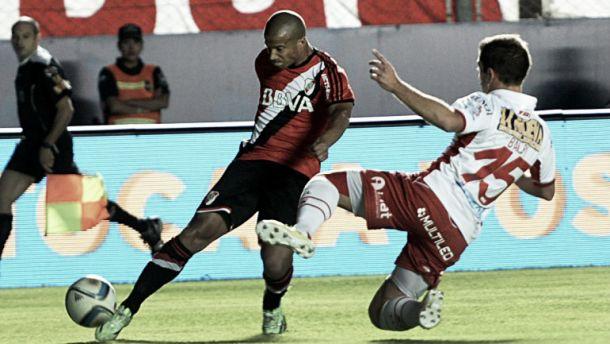 Huracán ganó la ida de semifinales de la Copa Sudamericana