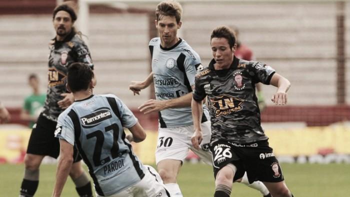 Historial: Huracán-Belgrano (C)
