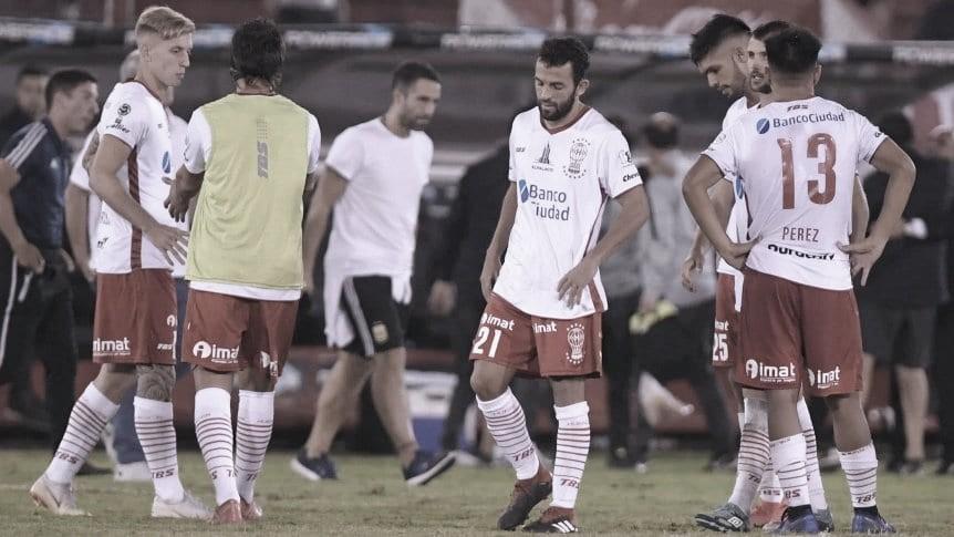 Huracán, eliminado de la Copa de la Superliga