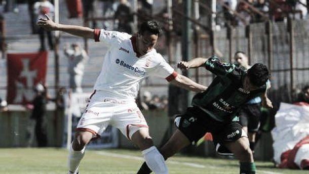 Resultado San Martín - Huracán (3-2)