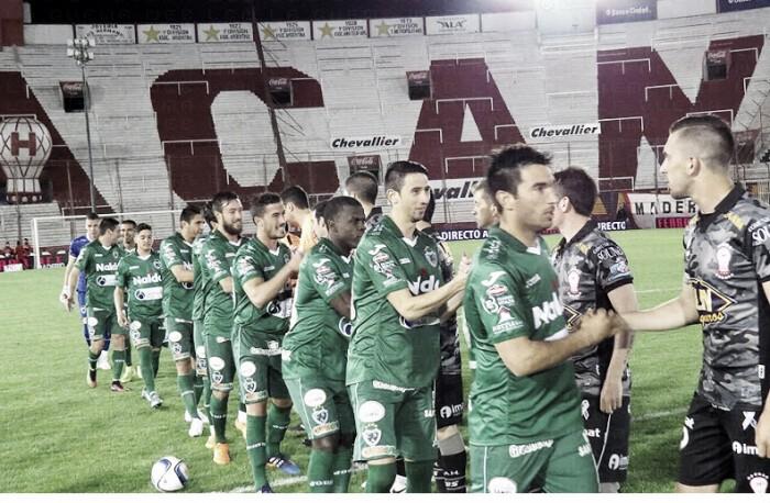 Resultado Huracán vs Sarmiento por fecha 4 del Torneo de la Independencia 2016 (0-0)