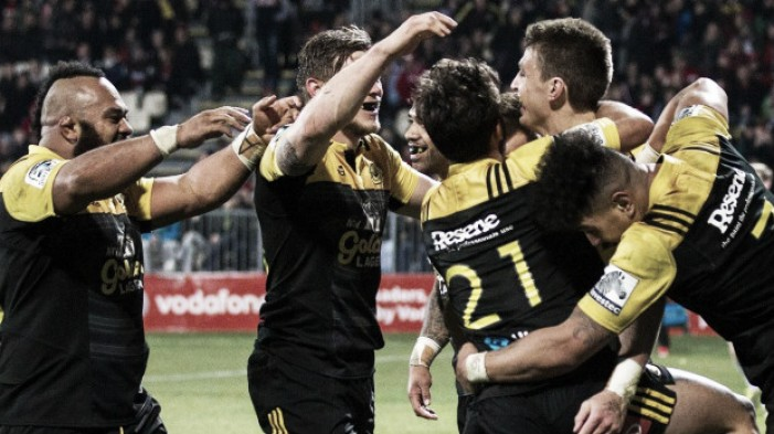 Super Rugby round 17 review: Hurricanes repeat as regular season winners following manic final round