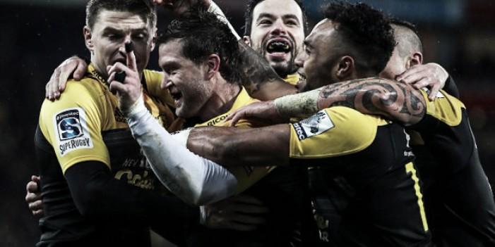 ¡Hurricanes, campeón del Super Rugby!