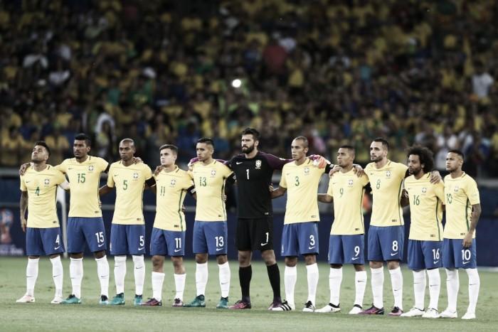 Com novo ranking, Fifa confirma cabeças de chave da Copa do Mundo de 2018