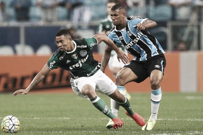 Lesão é constatada e Gabriel Jesus pode ficar de fora contra Flamengo
