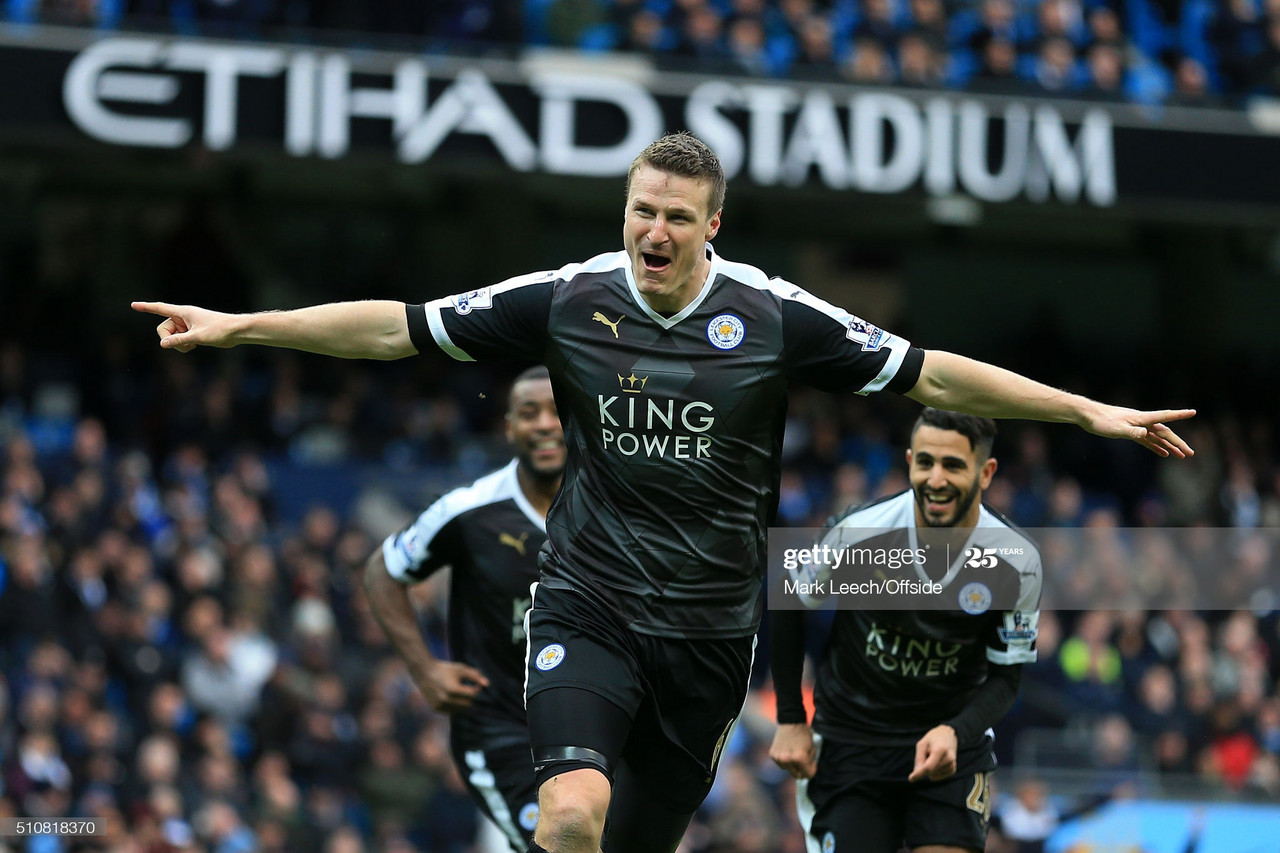 Memorable Match: Manchester City 1-3 Leicester City - Foxes stun title rivals to extend lead at the top of the table