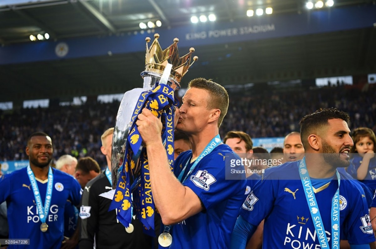 Robert Huth set to depart Leicester City