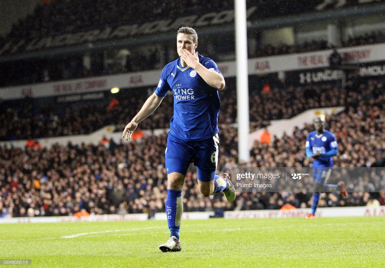 Memorable Match: Tottenham Hotspur 0-1 Leicester City - Huth header gives huge boost to Foxes title hopes