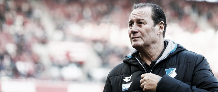 Huub Stevens steps down as Hoffenheim manager due to health reasons