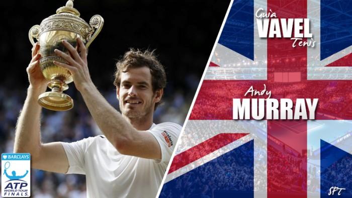 ATP World Tour Finals 2016: Andy Murray, el sembrado