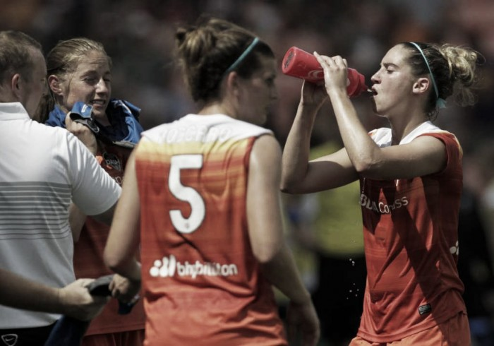 Hydration Breaks push soccer and the NWSL more into the 21st Century