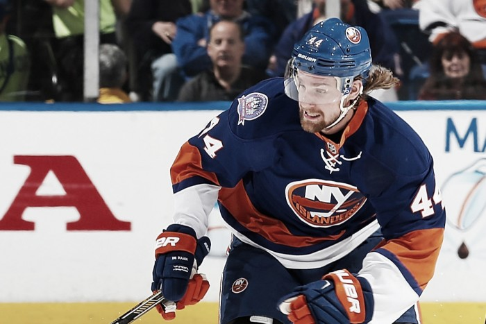 Los New York Islanders renuevan a de Haan y a Pelech