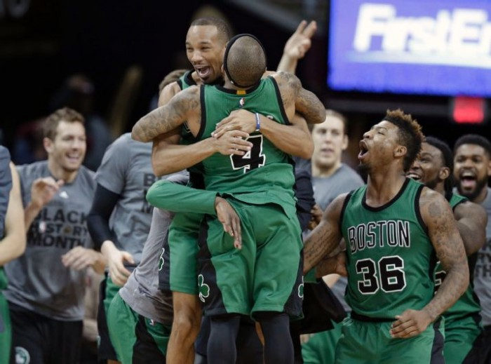 Avery Bradley's Buzzer Beating Three-Pointer Leads Boston Celtics To Thrilling 104-103 Win Over Cleveland Cavaliers