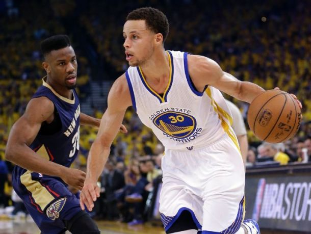 Golden State Warriors Take 2-0 Lead Over The New Orleans Pelicans