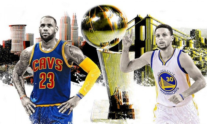 Nba: Finals, Golden State-Cleveland 1-0